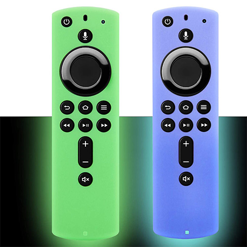 Glow Firestick Remote Covers