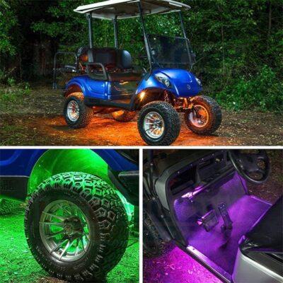 Golf Cart Under glow Neon Lighting Kit