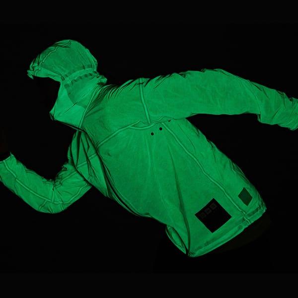 Solar Charged Glow Jacket