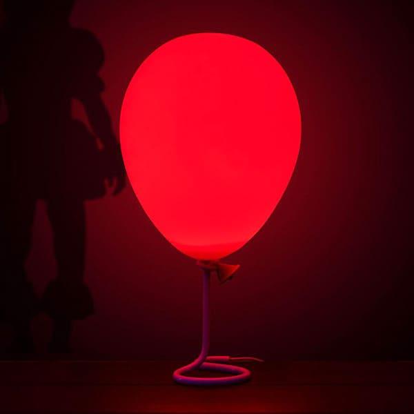 illuminating Pennywise Balloon Lamp