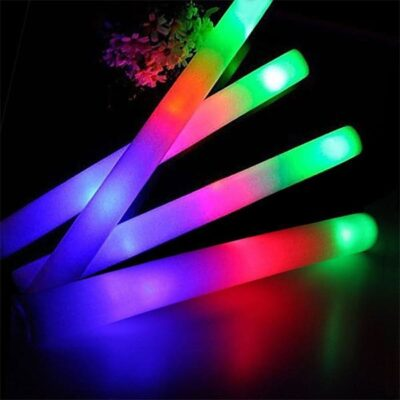 Multi-color LED Glow Sticks Batons