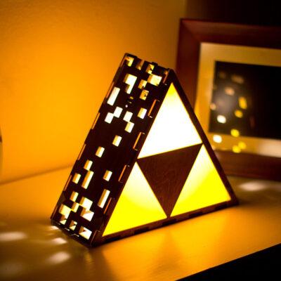 The Legend of Zelda Triforce Night Light