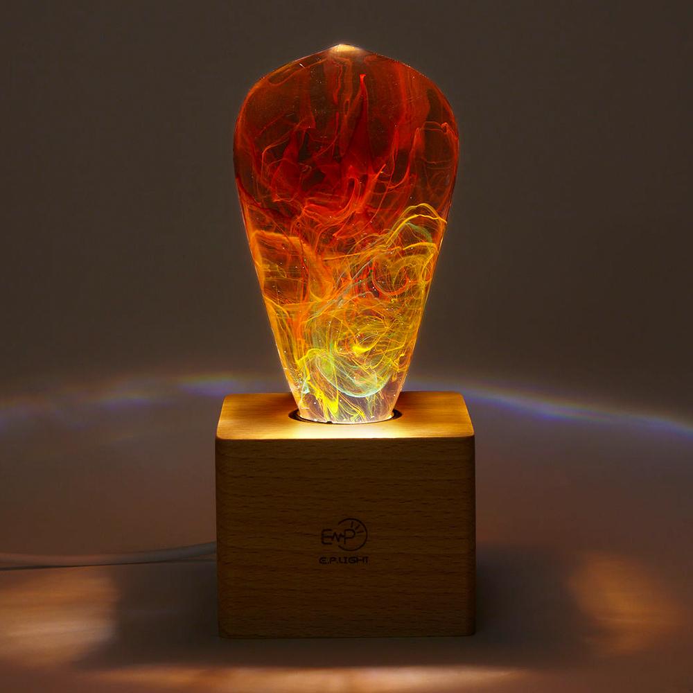 Nebula Mood Bulb Lamp