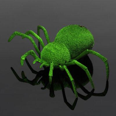 RC Glow Spider